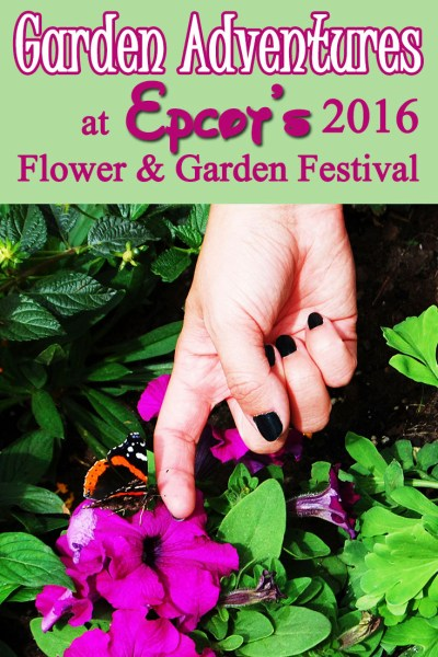 Gardens to visit at Epcot's 2016 Flower & Garden Festival