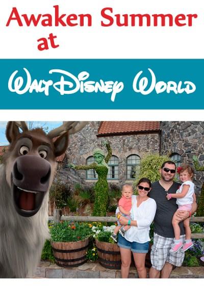 Awaken Summer at Walt Disney World Resort