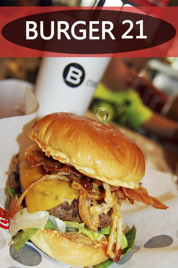 Burger 21 Fort Myers
