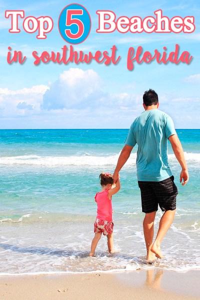 Top 5 Beaches in Southwest Florida