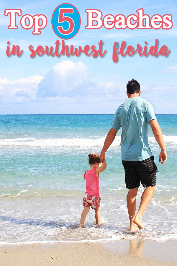 These are the top 5 beaches to visit in southwest Florida! They are kid friendly, tourist friendly, and each is unique in it's own way! Check it out!