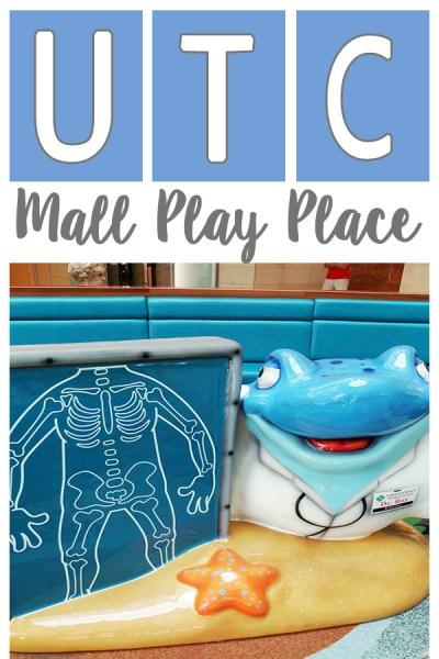 UTC Mall Play Place in Sarasota