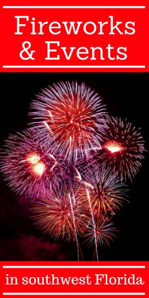4th of July Fireworks & Events in Southwest Florida