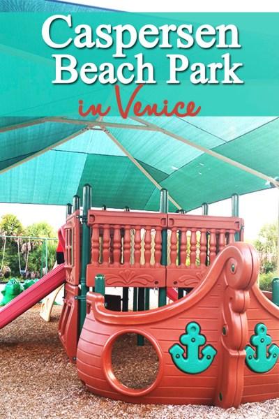 Caspersen Beach Park