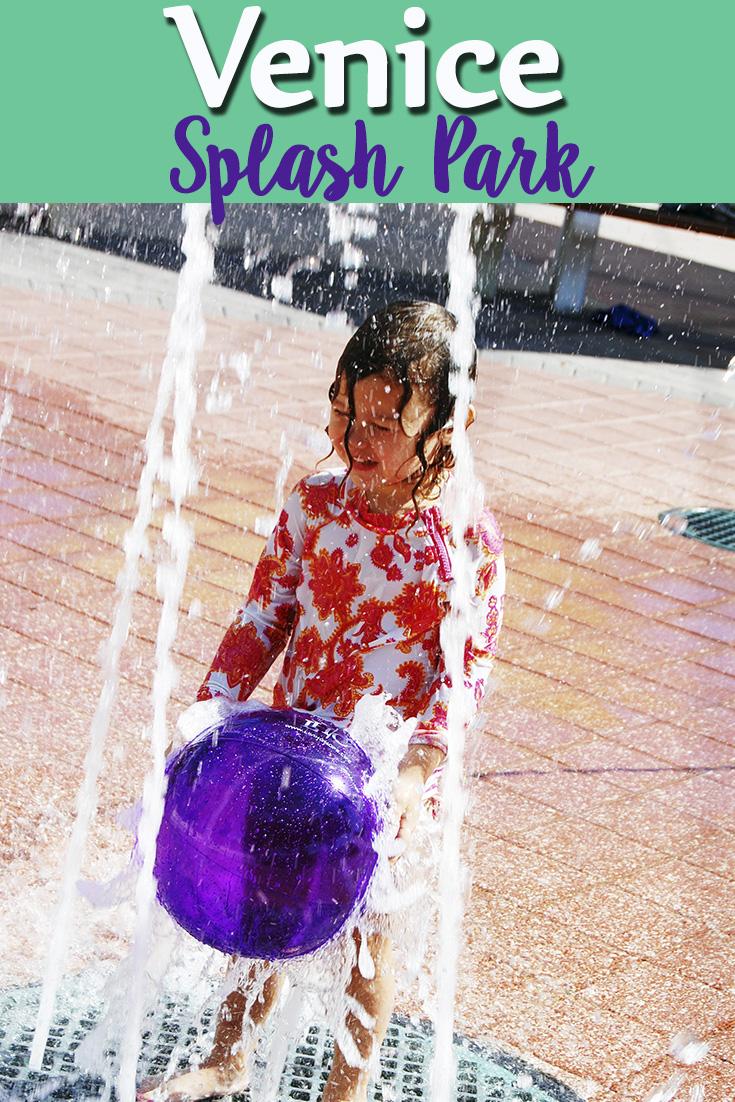 Venice Splash Park Mom Explores Southwest Florida