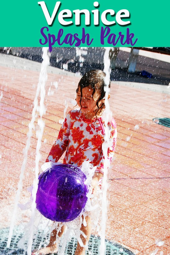 The Venice Splash Park on Venice Island is a lot of fun for the kids and a great place to stay cool on these warm southwest Florida days! Get more information here!