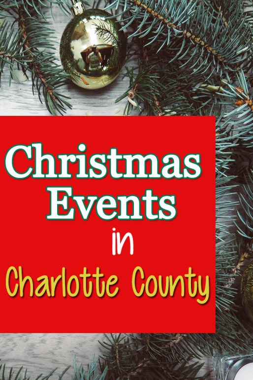Christmas and Holiday Events happening in Charlotte County