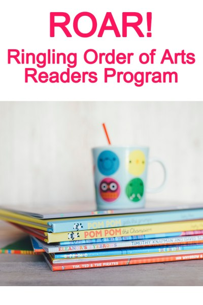 ROAR! The Ringling Order of Young Readers