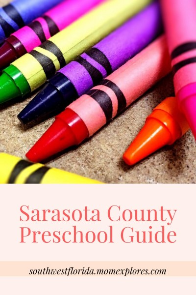 Preschool Guide for Sarasota County