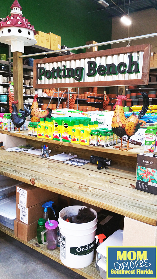 Orchard hardware in naples mom explores southwest florida for Craft stores naples fl