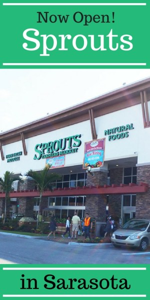 Sprouts in Sarasota