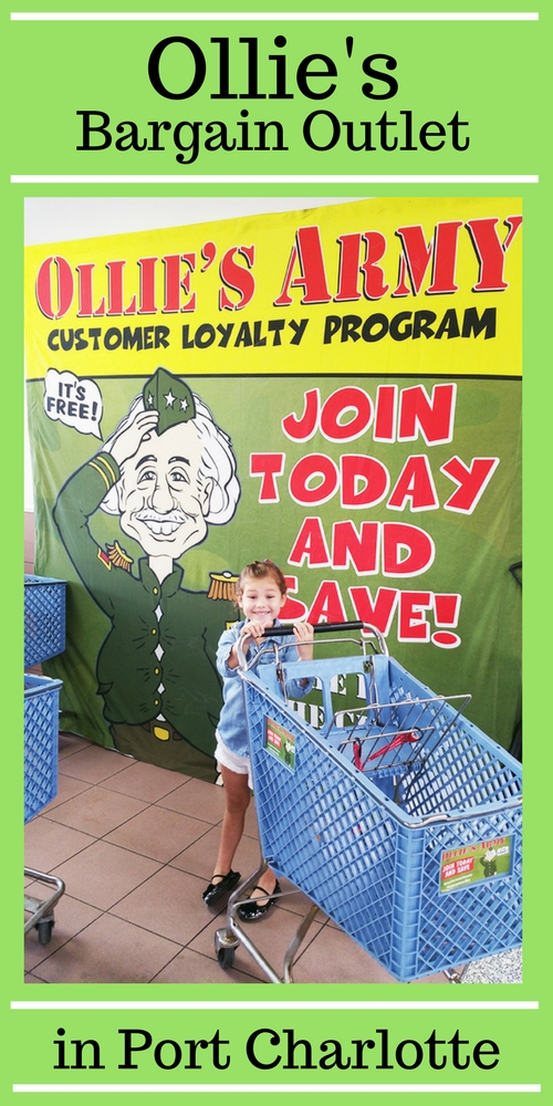 graphic regarding Ollies Coupons Printable known as Ollies Cut price Outlet Opening inside Port Charlotte (Giveaway