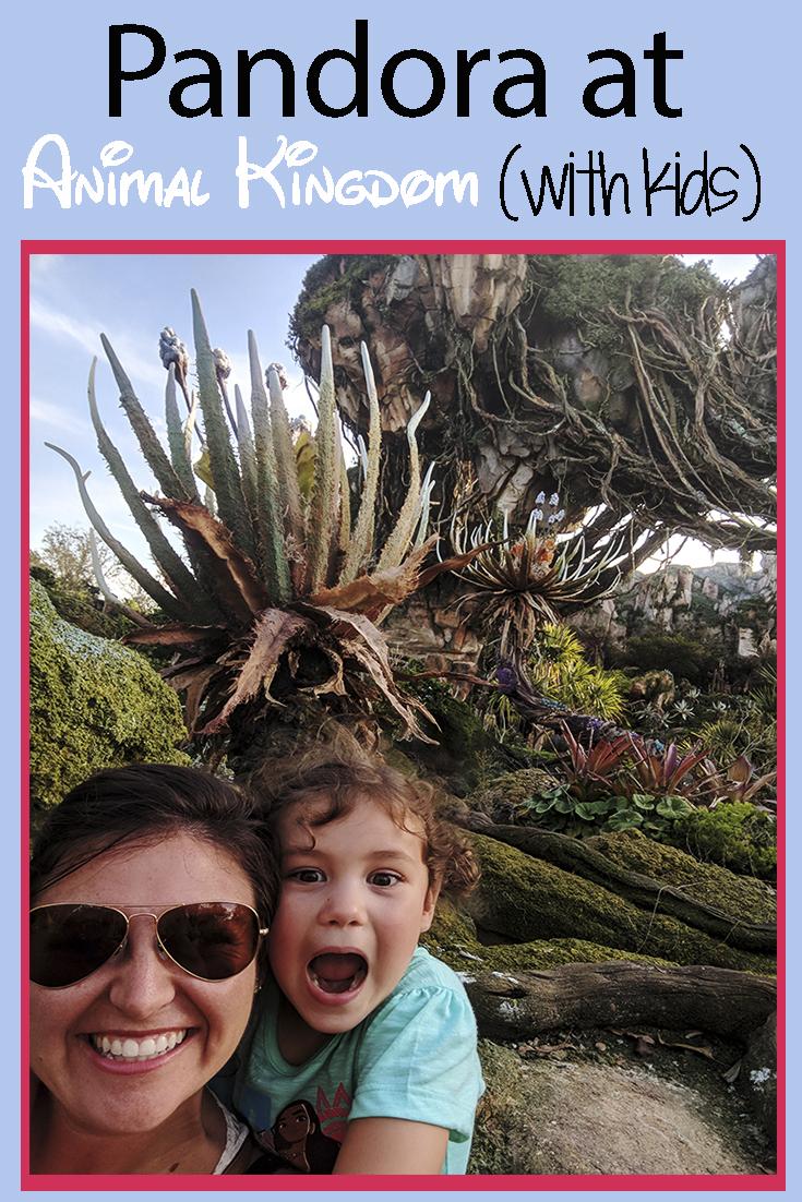 Pandora At Animal Kingdom With Kids Mom Explores