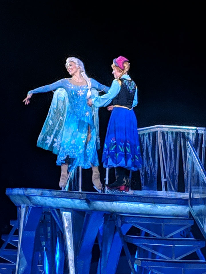Disney on Ice presents Frozen at Hertz Arena