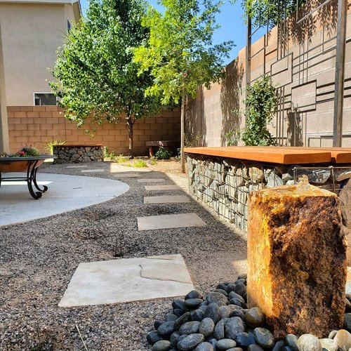 Landscape design albuquerque xeriscape company landscaping with native plants