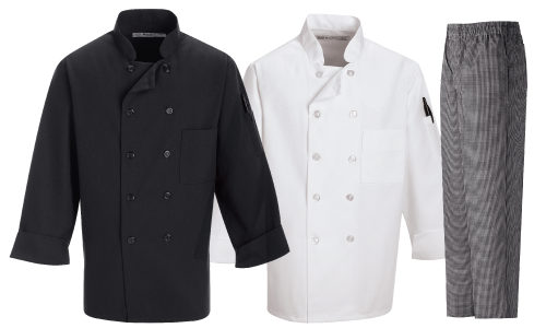 Chef Outfits & Pants