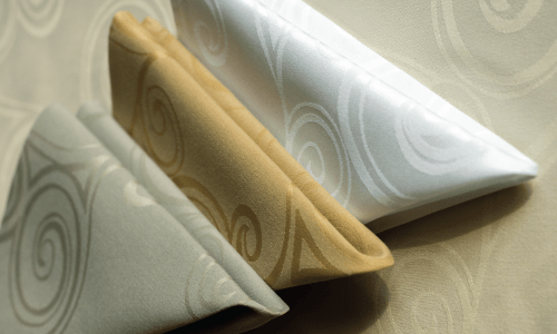 Elegant Napkin Samples