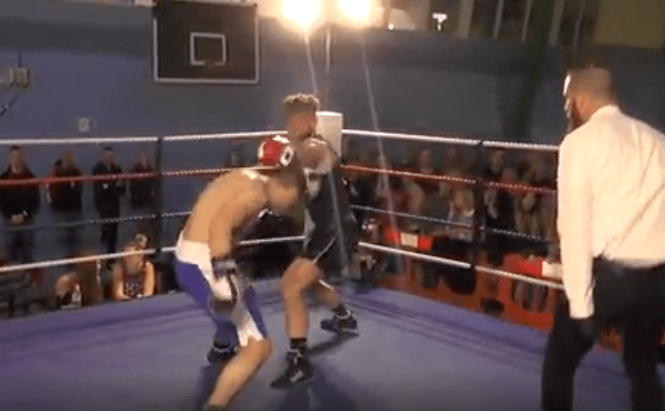 Jack Glover Vs Joe Baldwin