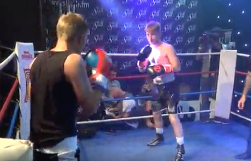 Oli Smith Vs Ryan Royal