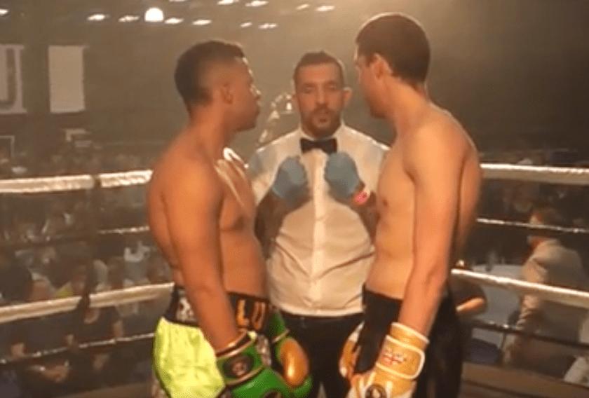 Ryan Bainbridge Vs Luchi Selassie
