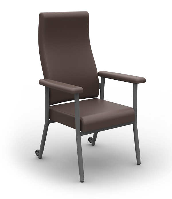 Katie High Back Adjustable Chair