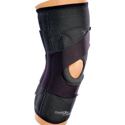 "Lateral ""J"" Patella Knee Brace"