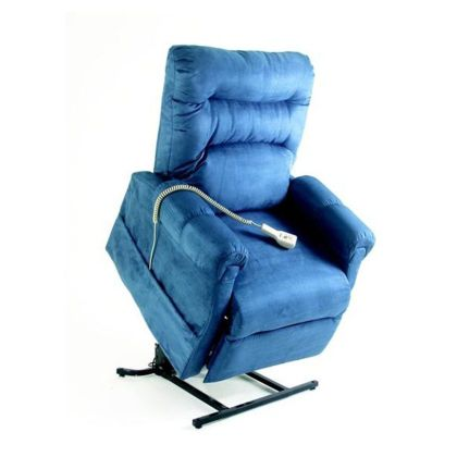 Pride-C6-Lift-Chair Arctic Blue