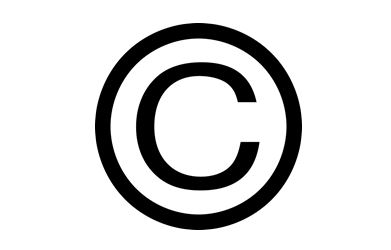 Copyright: Intellectual property rights policy template