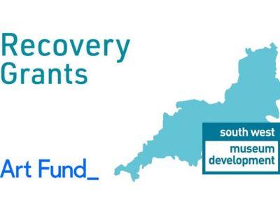 Recovery Grants logo