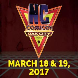 NC Comicon @ Raleigh Convention Center | Raleigh | North Carolina | United States