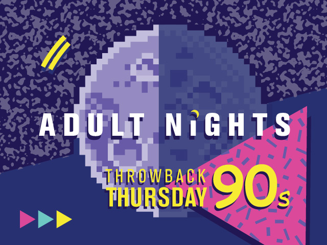 Adult Night: Throwback Thursday at the NC Museum of Natural Sciences