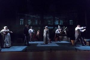 Aquila Theatre Sense & Sensibility @ NCSU Stewart Theatre   Raleigh   North Carolina   United States
