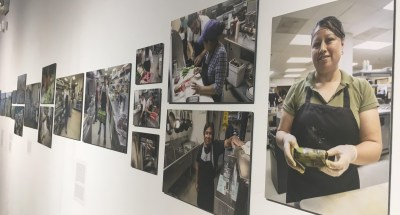 """Food for Thought"" Photo Exhibit"