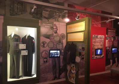 """Our War: Voices of Raleigh's WWII Veterans"" Exhibit"
