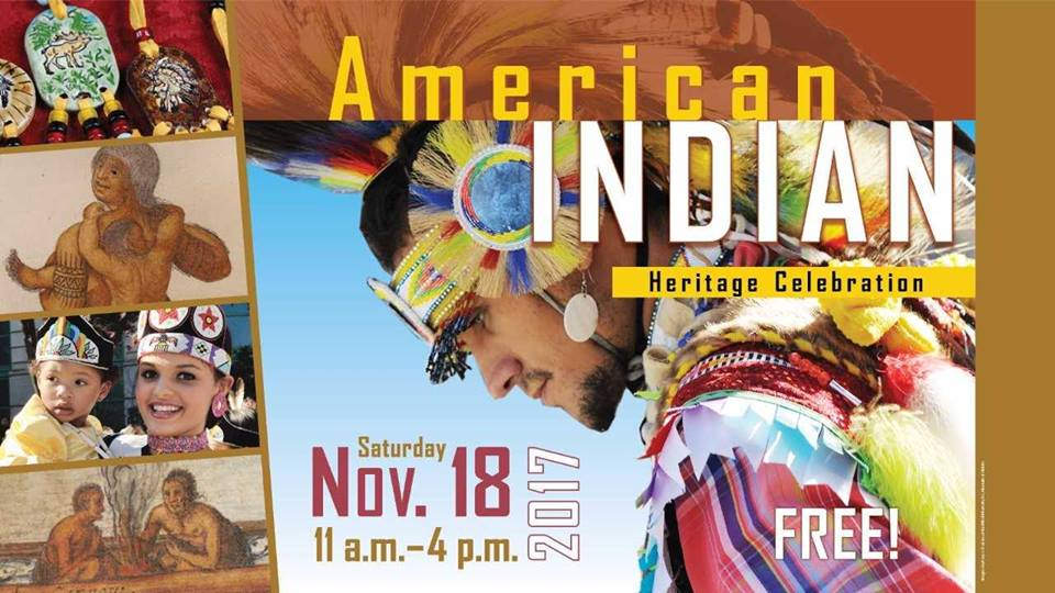 22nd Annual American Indian Heritage Celebration