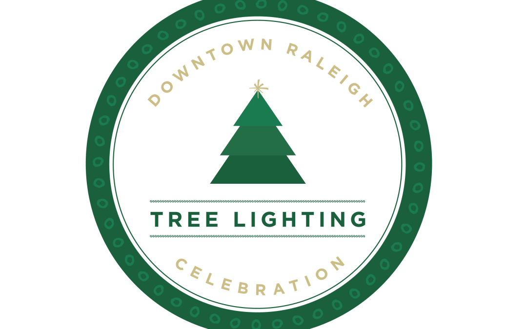 Downtown Raleigh Tree Lighting Celebration