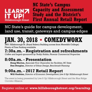 Learn It Up! @ ComedyWorx | Raleigh | North Carolina | United States