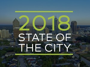 State of the City Address @ Contemporary Art Museum | Raleigh | North Carolina | United States