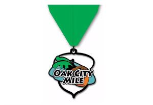 Oak City Mile @ Hillsborough Street Railroad Bridge | Raleigh | North Carolina | United States