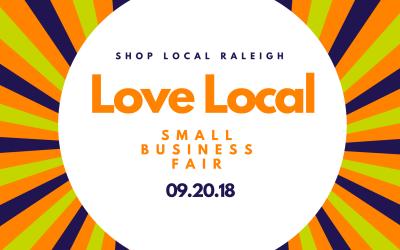 Event Spotlight: Love Local! Small Business Fair