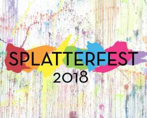 Splatterfest @ Partners I Bldg | Raleigh | North Carolina | United States