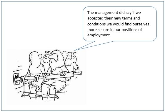 Security of Employment