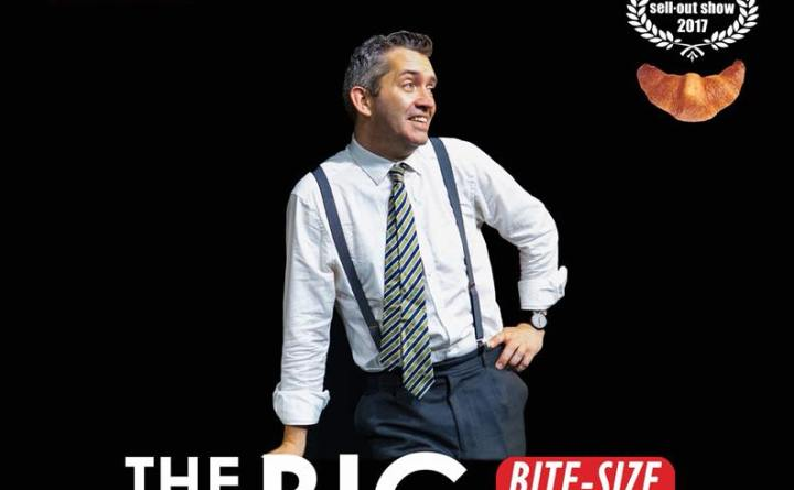 Bite-Size Plays The Big Breakfast Show