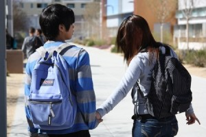 Many relationships start and end in high school. How can you avoid the end?Photo Credit: April Bitanga
