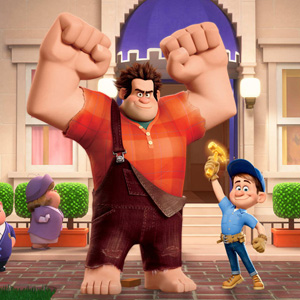 The fall season is welcomed with yet another hilarious comedy for every age. Wreck-it Ralph is an adorable comedy, mixing villains and heroes, and bringing them together to flourish as one.<br />Courtesy of Disney/Pixar Studios<br /> Grade: B-