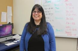 From University of Nevada at Las Vegas to SWCTA, Mrs. Cynthia Bailin is the new permanent 12th grade English teacher. She is excited to be in an environment with high school students.