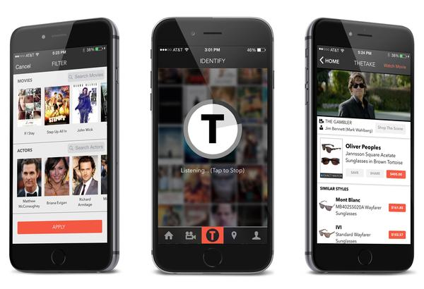 """TheTake"" offers an easy and efficient shopping method for those who want to add parts of a celebrity's wardrobe to their own. Although its functionality creates problems for frequent users, the app as a whole is innovative. Photo courtesy of TheTake Grade: B"