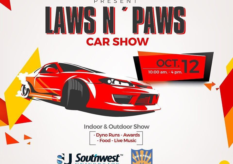 Law's and Paw's Car Show