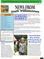 News from South Williamstown – April 2020