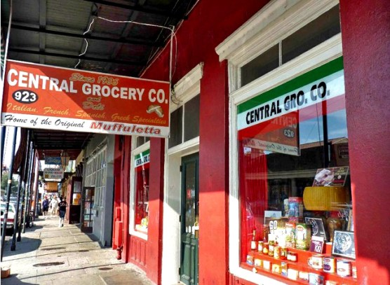 Central Grocery #NOLA